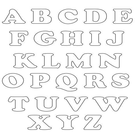 imagenes para colorear letras encantador dibujos de letras para colorear e imprimir