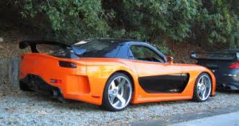 fast and the furious tokyo drift cars for sale