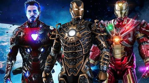 tony stark vibranium armor iron man suit mark