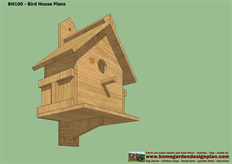 how to make a house plan for free home garden plans bh102 bird house plans construction bird house design how to