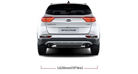 Kia Sportage Dimensions by All New Sportage Specs Suv Mpv Kia Motors Lebanon