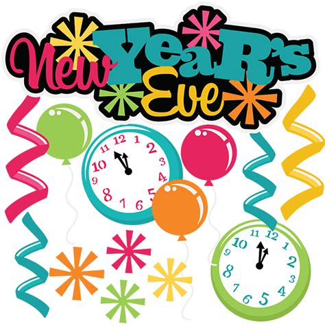 new year celebration clipart new years transparent clipart 28