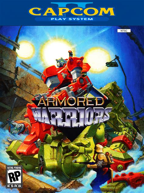armored warriors details launchbox games