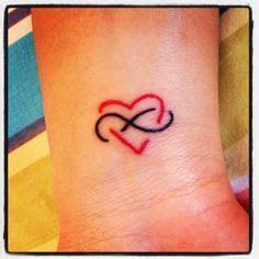 tatuajes de amor eterno pin pin simbolo eterno amor tattoo on pinterest on pinterest