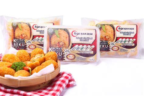 asal usul kroket kentang risol enak frozen bandung