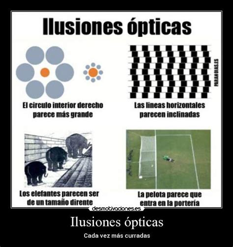 ilusiones opticas graciosas usuario legend desmotivaciones