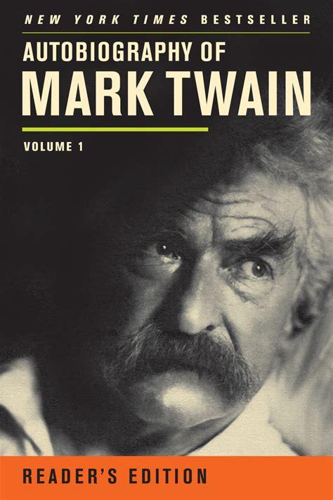 autobiography book cover autobiography of mark twain mark twain harriet e smith