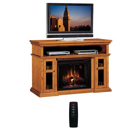Electric Fireplace And Media Mantel by Classic Pasadena Collection 60 Wide Media Mantel