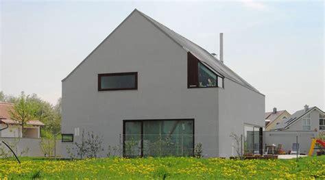 Hausfassade Modern Streichen by Die Putzfassade Ist Das Optische Highlight Am Eigenheim
