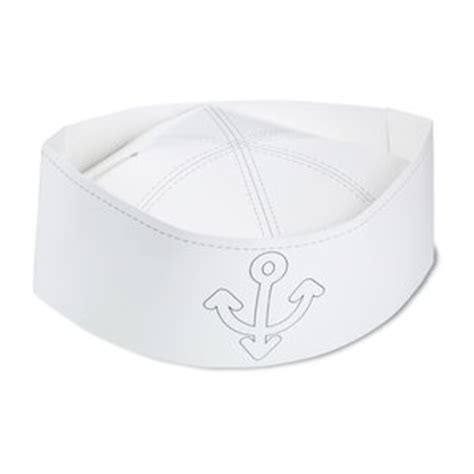 Make A Sailor Hat Out Of Paper - 4imprint paper sailor hat 113611 imprinted with your