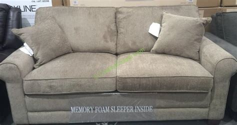Costco Sleeper Sofas Tilden Fabric Queen Sleeper Sofa