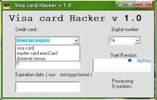 tutorial hack visa hack credit card timbol media tutorial seo download