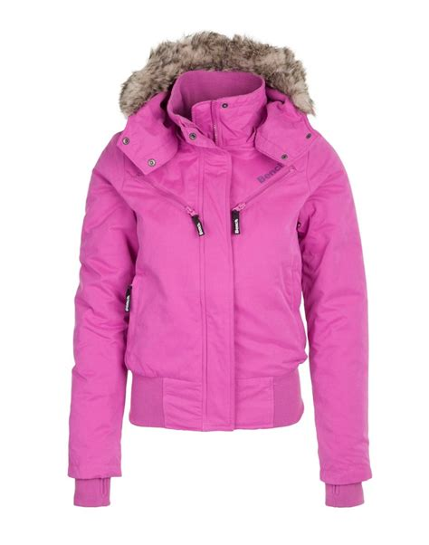 bench winter jackets womens pink bench jacket my style pinterest bench jackets