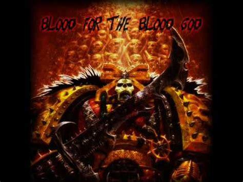 Blood Of Gods blood for the blood god