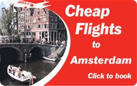 cheap tickets to amsterdam
