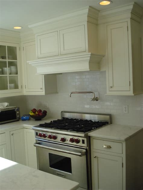 plain and fancy traditional kitchen new york by