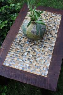 Diy Mosaic Coffee Table 17 Best Ideas About Tile Top Tables On Tile