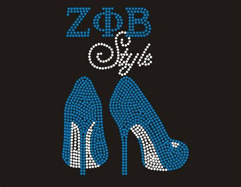 zeta phi beta colors zeta phi beta heels t shirt