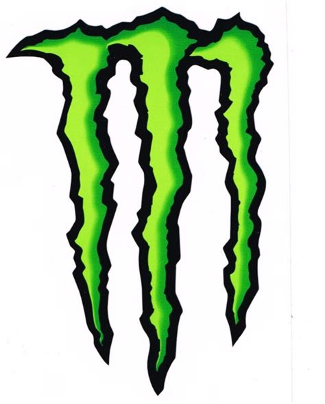 Monster Aufkleber by Monster Energy Truck Shop Collectibles Online Daily
