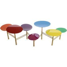 Drapery Table Collection By Nathan Yong Tables Art Smartie Dining Table And Chairs