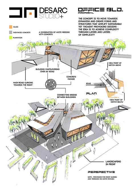 Architecture Design Concept In Autocad An Architects Manifesto On Behance