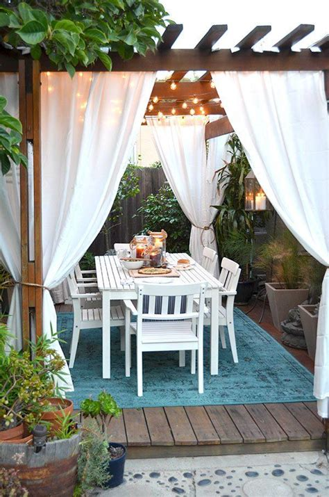 where to buy outdoor curtains omg we bought a house episode 12 anniversary al fresco