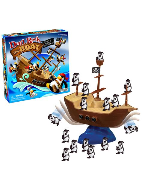 rock the boat game online don t rock the boat game at john lewis partners