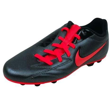 boys nike total  fg firm ground football boots junior sizes kids size uk   ebay