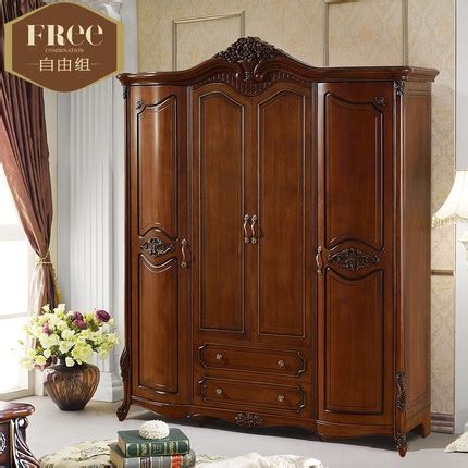 American Country Solid Wood 15 Best Of Solid Wood Wardrobe Closets