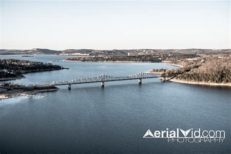 table rock lake aerial photography aerialvid com