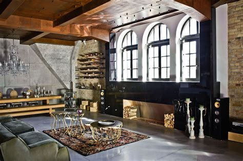 loft apartment ideas eclectic loft apartment in budapest by shay sabag