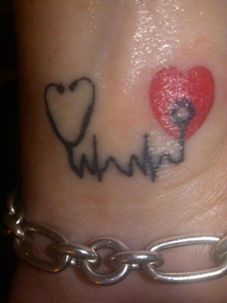 tattoo on wrist nurse nurse tattoos nurses and nursing tattoos on pinterest