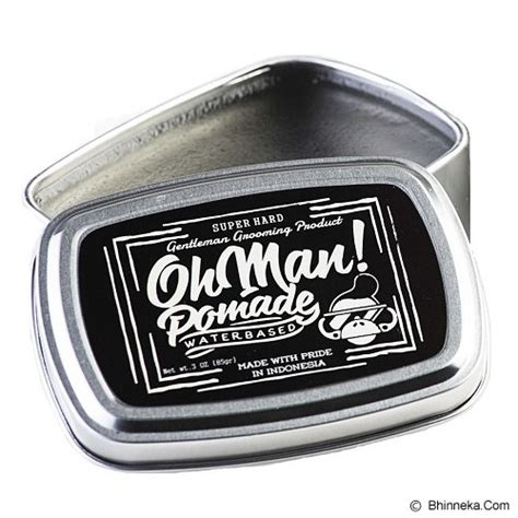 Pomade Yg Murah jual oh pomade waterbased murah bhinneka