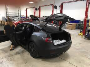 how much is a new car window ceo elon musk reconfirms bigger tesla model 3 trunk