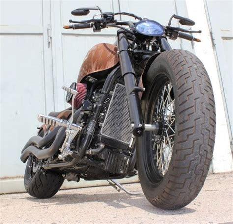 Motorrad Verkaufen Cottbus by Umgebautes Motorrad Kawasaki Vn 1600 Von Motorradhaus