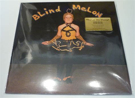 blind melon lp vinyl blind melon blind melon lp 180 gram on limited bee