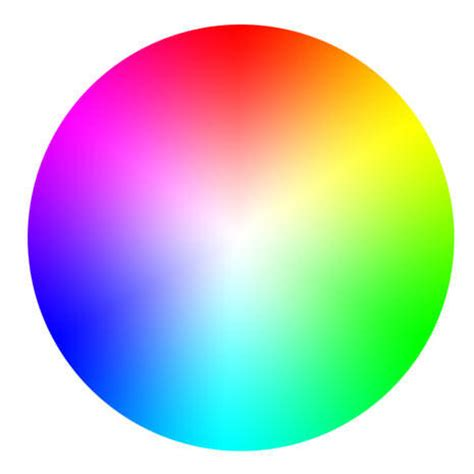 how many colors can the human eye distinguish electronic message centers