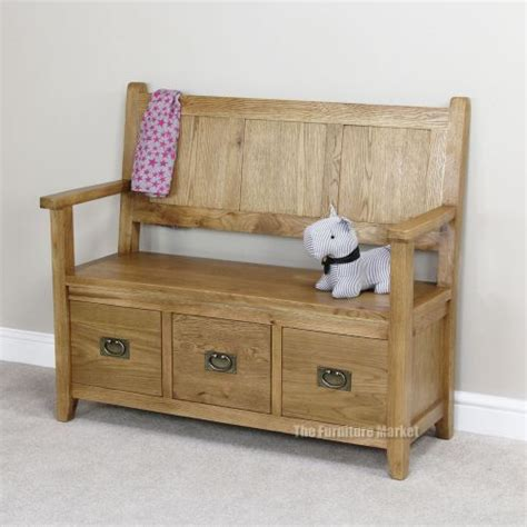 oak bench seat with storage oak shoe storage bench seat woodworking projects plans
