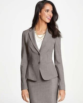 Office Wear Afaf Dress appropriate suit for career fairs interviews make sure