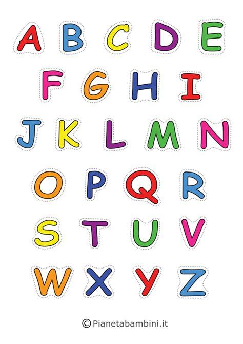 lettere alfabeto da stare e ritagliare lettere alfabeto e numeri da stare e colorare lettere e