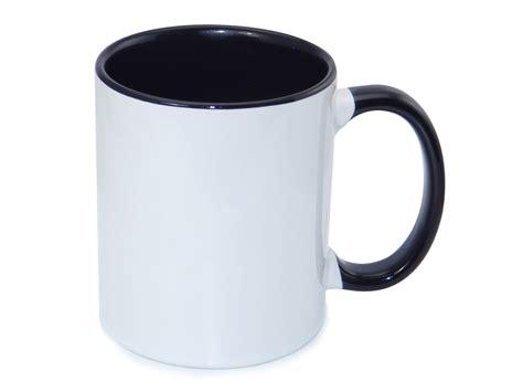 Inner White black inner handle 11oz