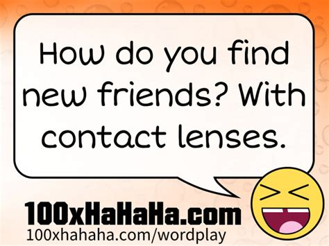How Do You Find On With Contact Lenses