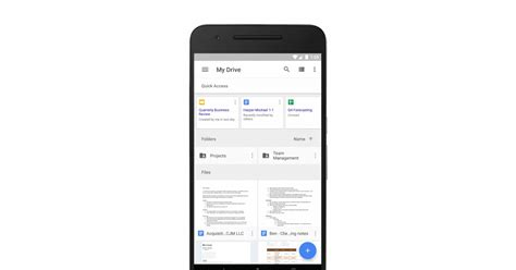 drive quick access g suite update alerts save time with quick access in drive