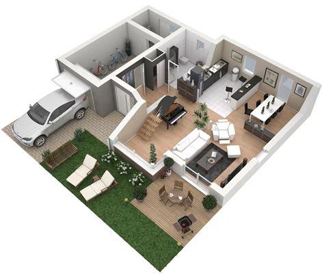 Charmant Architecte D Interieur En Ligne Gratuit #4: plan-maison.jpg