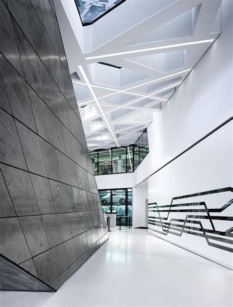 delugan meissl porsche museum porsche museum in stuttgart germany designed by delugan