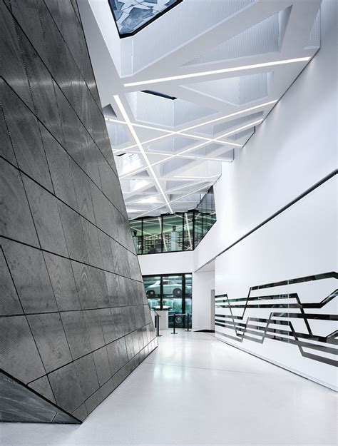 Porsche Museum in Stuttgart ? Germany designed by Delugan