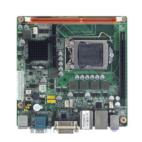 Vga Intel I3 aimb 280qg2 00a1e intel 174 core i7 i5 i3 pentium 174 mini itx motherboard with vga dvi lvds 2