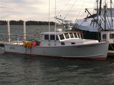 fast lobster boats maine lobster boat saltlife me