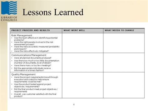 lessons learnt project management template lessons learned template gameisus 103621901315 lessons