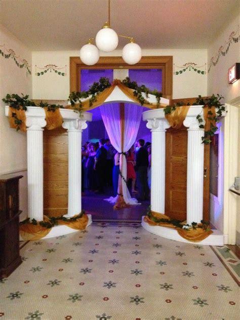 greek prom decorations   Party People Celebration Company
